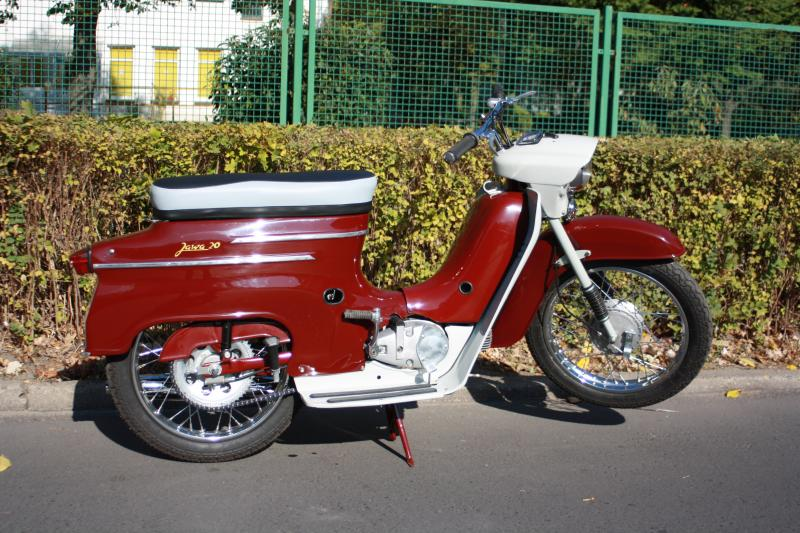 jawa 50 typ 20 zabytkowe motocykle